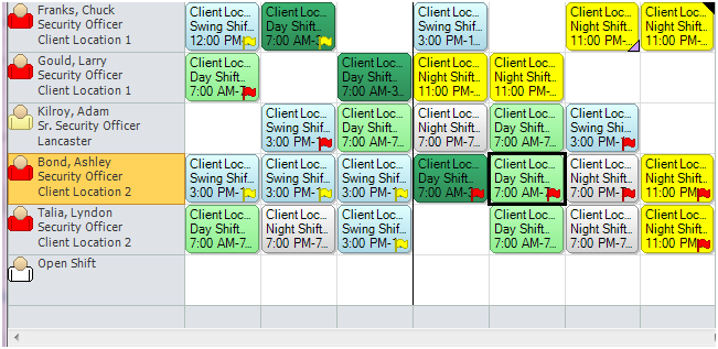 Setting Up Shift Bidding With Snap Schedule Learn Employee Scheduling